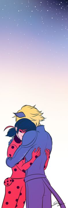 Ladynoir hug <<< yea but dat ass||<-PINNING FOR THE SECOND COMMENT OMG I LAUGHED HARDER THAN I SHOULD HAVE