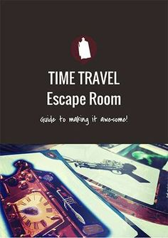 Escape Room program. Several preset room puzzles and lot of creative ideas for setting them up.