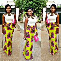 Va-Va-Voom in This Trendy and Stylish Ankara Styles - Wedding Digest Naija African Print Dresses, African Dresses For Women, African Print Fashion, African Attire, African Wear, Africa Fashion, African Fashion Dresses, African Women, Ankara Fashion