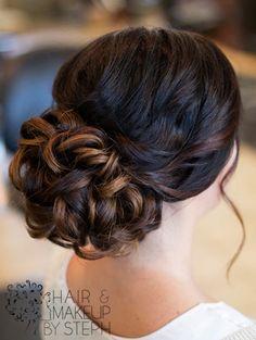 Mi peinado de novia