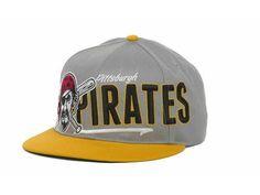 "Pittsburgh Pirates MLB 47' Brand ""MLB Broadcast"" Snapback Hat New #47Brand #PittsburghPirates"