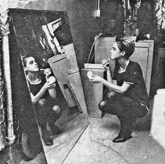 Edie Sedgwick in the Factory, 1965