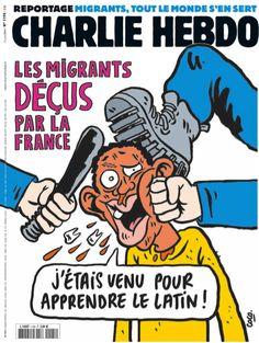 Charlie Hebdo 1195, 17 juin 2015