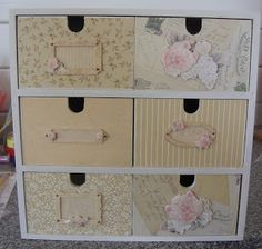 Tiny Treasures: Decorating More Boxes..