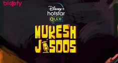 """Mukesh Jasoos Cast and Crew Mukesh Jasoos is a Hotstar web series. Mukesh Jasoos released on 7 May 2021 only on Disney+ Hotstar. Here's the full list of cast and crew of """"Mukesh Jasoos"""": Mukesh Jasoos is a Web Series by Hotstar. Main Star Cast of Mukesh Jasoos is Rahul Bagga. Here we share the […] The post Mukesh Jasoos (Hotstar) Cast and Crew, Roles, Release Date, Trailer appeared first on Bioofy."""