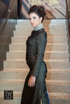 FWSD 2015 Flaunt Fashion Series, Territa Torres Designs www.fashionweeksd.com