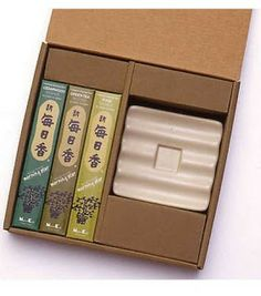 Morning Star incense - I burn sandalwood or patchouli almost every day.