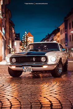 1969 Ford Mustang Coupe Location: Villingen, Germany www. Ford Mustang Coupe, Mustang Fastback, Mustang Cars, Audi, Porsche, Mercedes Benz, Toyota, Lamborghini, Classic Mustang
