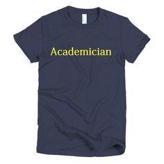 Acedemician Tee