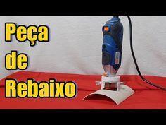 Lustre duplo de PVC!!! - YouTube