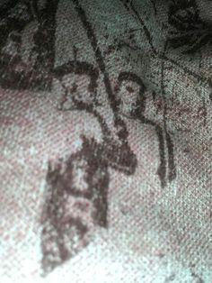 Nativos.pintura camisa