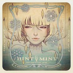 Hint Mint by Audrey Kawasaki