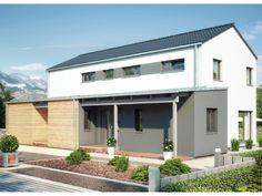 Duo 211 - Einfamilienhaus mit Einliegerwohnung (ELW) / #Zweifamilienhaus von Hanse Haus GmbH Vertriebsbüro Dresden | HausXXL #Mehrgenerationenhaus #klassisch #Satteldach