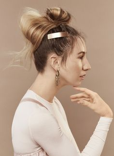 Principal Dancer Isabella Boylston has a phobia about her hair pieces falling out because that has happened to her onstage and it just ruins the performance.