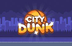 City Dunk - Freelance HTML5 Game