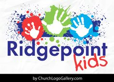 A children's ministry logo we created for Ridgepoint Church in Prestonburg, KY