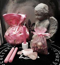 Rose Quarts Bag