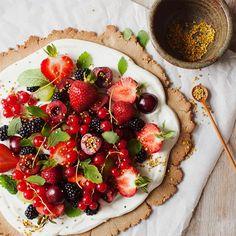 This fruit tart is a summer must-make.