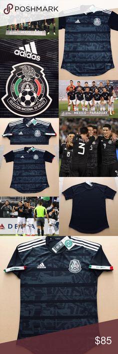 6d5ba47298b 2019 MEXICO Gold Cup Soccer Jersey Black Futbol 2019 Mexico National Soccer  Team (FMF