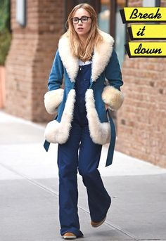 How to outwit cold weather with your style cred