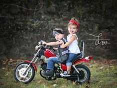 my niece and her friend on a motorcycle!  please visit my photography website at…