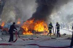 انفجار عبوة ناسفة يسفر عن إصابة أربعة مدنيين بجروح في بغداد