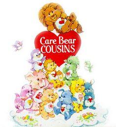 Care Bear Cousins