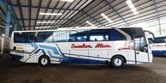 Livery Baru Bus Sumber Alam Running Away