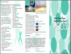 What you need to know about #PCOS.  Free to download and print, from #1in10.