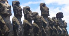 Clues to Easter Island Diet Found in Teeth - http://www.newhistorian.com/clues-easter-island-diet-found-teeth/2453/