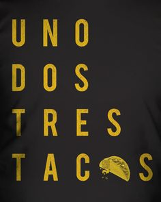 i saw an adorable folder that said uno does tres tacos with a cute taco wearing a sombrero and on the back it was the taco saying fantastico Taco Love, Lets Taco Bout It, Funny Food Pictures, Taco Humor, Tacos And Tequila, Humor Mexicano, Comida Latina, Funny As Hell, Family Quotes