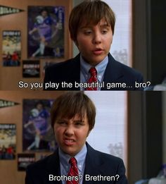 Shes the man(: favorite movie