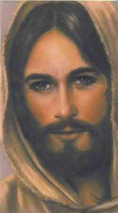 ABSOLUTE FAVORITE painting of Jesus! It's so beautiful! and the story that goes with this piece is a true testimony of Jesus Christ Pictures Of Christ, Religious Pictures, Bible Pictures, Religion, Image Jesus, Jesus Painting, Jesus Face, A Course In Miracles, Jesus Is Lord