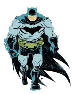 Dark Knight by Ruben Martinez
