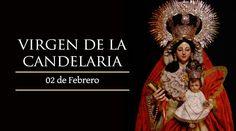 2 de Febrero: La Iglesia celebra la Fiesta de la Virgen de la Candelaria. https://www.aciprensa.com/noticias/hoy-la-iglesia-celebra-la-fiesta-de-la-candelaria-35450/