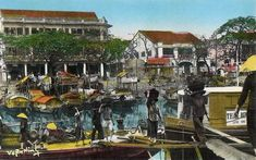 [Photos] 25 Incredible Colorized Photos of 1950s Vietnam by Photographer Vo Anh Ninh - Saigoneer