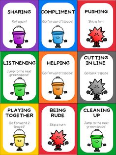 Bucket filling classroom - Bucket filler and bucket dipper game cards! Bucket Filling Classroom, Bucket Filling Activities, Classroom Behavior, Classroom Management, Behavior Management, Classroom Decor, Student Behavior, Classroom Rules, Elementary School Counseling