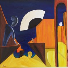#art #artwork #surrealist #italian #newart