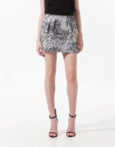 #Zara                     #Skirt                    #TULIP #SKIRT #Skirts #Woman #ZARA #United #States  TULIP SKIRT - Skirts - Woman - ZARA United States                             http://www.seapai.com/product.aspx?PID=1209858