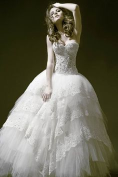 Love Pnina Tornai's Spring 2012 collection. Just gorgeous.