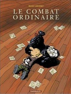 Manu Larcenet: Le combat ordinaire