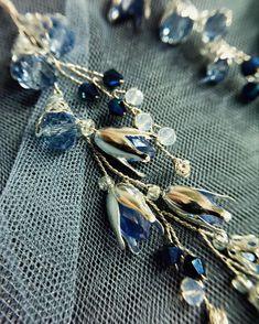 Other Accessories, Bridal Accessories, Hair Jewelry, Bridal Jewelry, Beaded Brooch, Alternative Wedding, Handicraft, Hair Pins, Jewelery