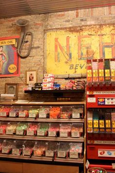 """Big Top Candy Shop"" in Austin, TX.  I'd love to go back to Austin and visit this place!!"
