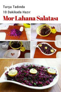Turşu Tadında Mor Lahana Salatası (10 Dakikada) #turşutadındamorlahanasalatası #salatatarifleri #nefisyemektarifleri #yemektarifleri #tarifsunum #lezzetlitarifler #lezzet #sunum #sunumönemlidir #tarif #yemek #food #yummy