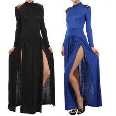 Double Thigh split Ebay