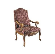 Hekman Woodmark 3718 Chair