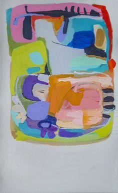 "Saatchi Art Artist Claire Desjardins; Painting, ""Explanations"" #art"
