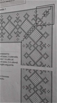 Филейное вязание крючком . — отделочная кайма со схемами | OK.RU Filet Crochet Charts, Crochet Home Decor, Weaving Patterns, Tapestry Weaving, Tatting, Cross Stitch, Fabric, Crochet Lace, Crochet Table Runner