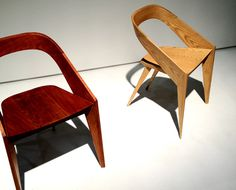 Chairs by John Ford