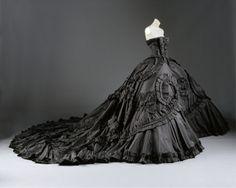 Dior Silk Taffeta Gown
